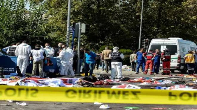 Strage di Ankara