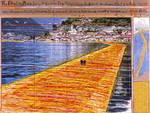 """The floating piers"""