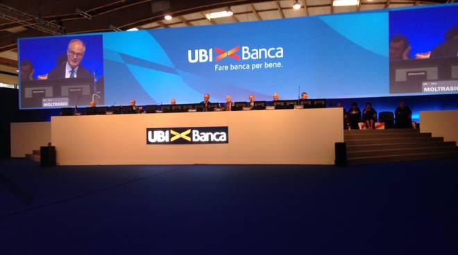 Ubi Banca ora è Spa: immagini dall'assemblea