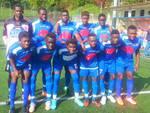Una formazione del Foresto Sparso (foto fb Sen Academy Calcio Asd Foresto Sparso)