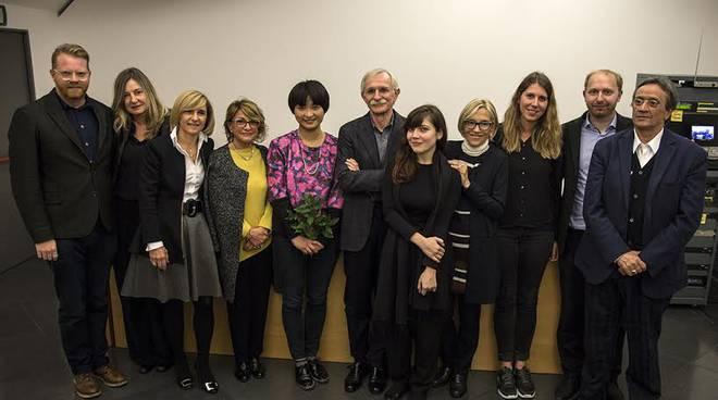 Xiaoyu Weng vince il Premio Bonaldi per l'Arte, ottava edizione