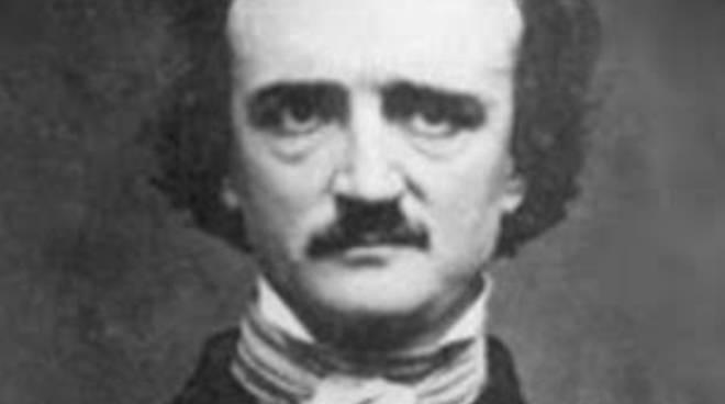 """a """"Edgar Allan Poe - Terzo studio"""", di Gianfranco Bergamini a Urgnano"""