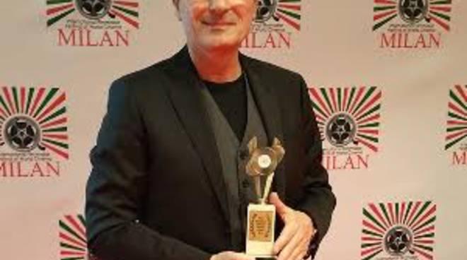Alberto Nacci e il prestigioso premio