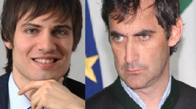 Alberto Ribolla e Daniele Belotti