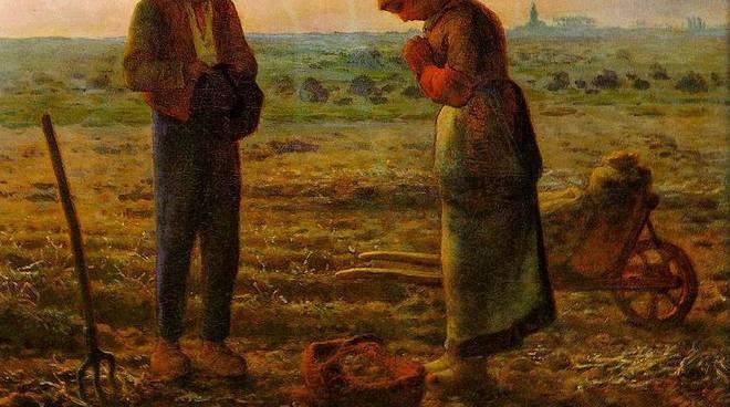 Angelus di Jean-François Mille