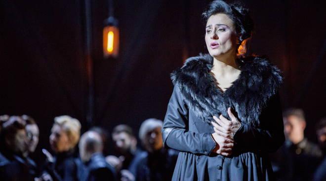 Anna Bolena al Teatro Donizetti