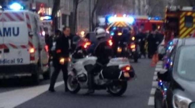 Blitz anti terrorismo a Parigi