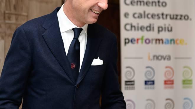 Carlo Pesenti, consigliere delegato di Italcementi