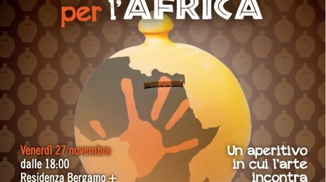Cento salvadanai per l'Africa