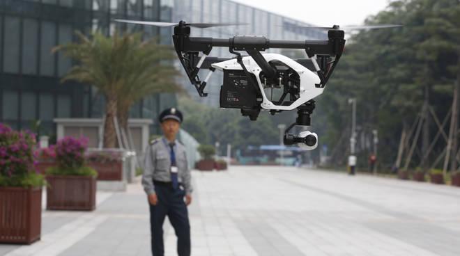 Droni per la sicurezza