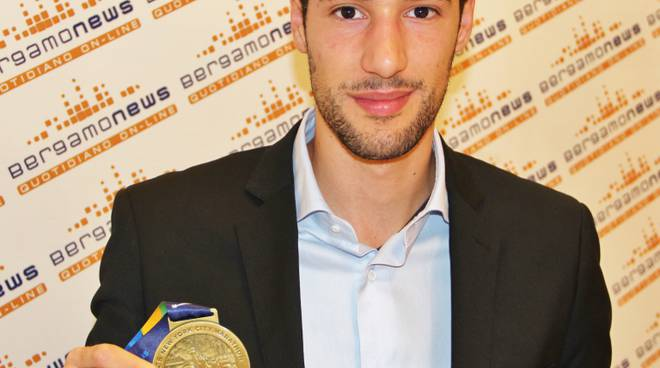 Enrico Mazza ospite di Bergamonews