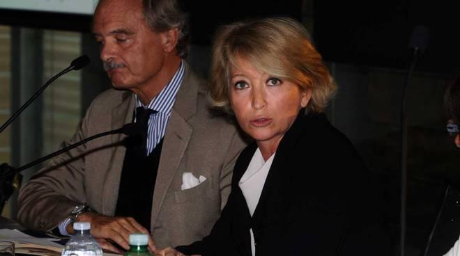 Guido Venturini e Cristina Bombassei