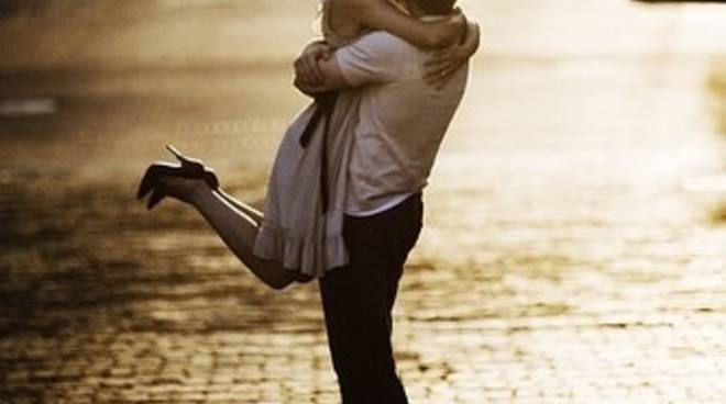 I benefici dell'abbraccio