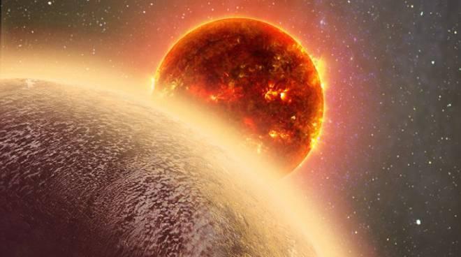 Il pianeta GJ1132b