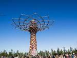 Il simbolo di Expo: l'albero della vita