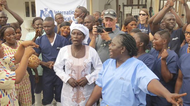 L'Ebola è stata sconfitta in Sierra Leone