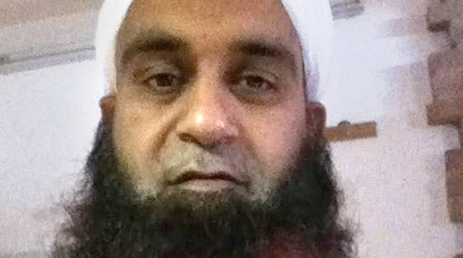 L'ex imam di Zingonia Hafiz Muhammad Zulkifal