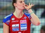 La belga Freya Aelbrecht
