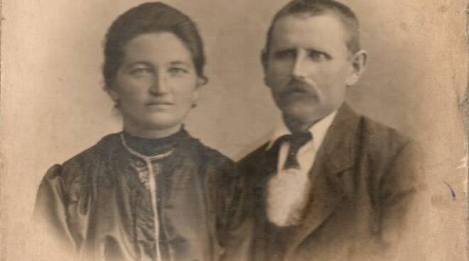 Lena Teresa e Pietro Pelicioli