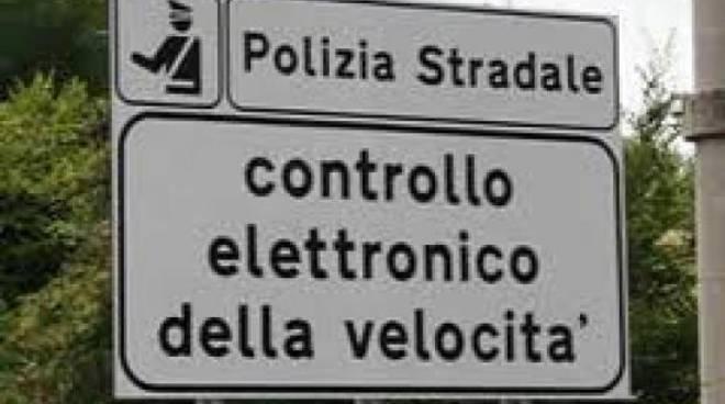 Limite a 70 kmh sulla superstrada a Lovere e autovelox dal 1° dicembre