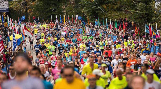 Maratona di New York, 71 bergamaschi all'arrivo