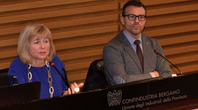Miriam Gualini e Marco Manzoni