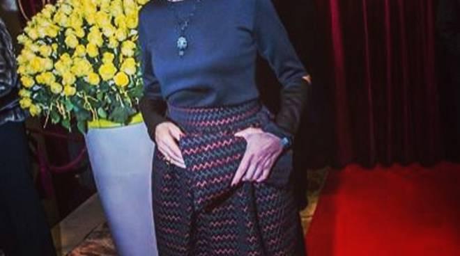 Nadia Ghisalberti, assessore alla cultura del Comune di Bergamo