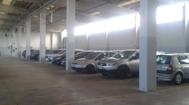 Parcheggio aeroporto