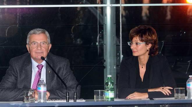 Roberto Terranova e Sara Pavesi