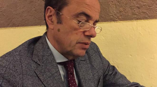 Sergio Gervasoni proprietario di Radio NumberOne (foto da Prima Comunicazione)