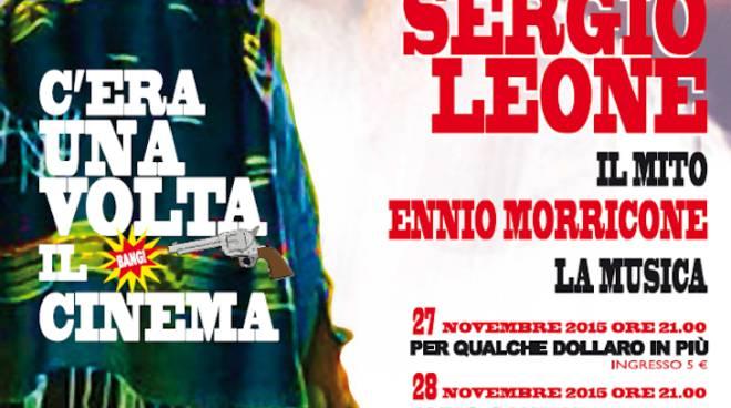 Sergio Leone a teatro raccontato da Fabio Santini