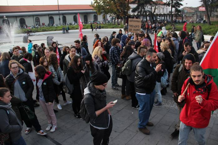 """Studenti in corteo: """"Più diritti"""""""