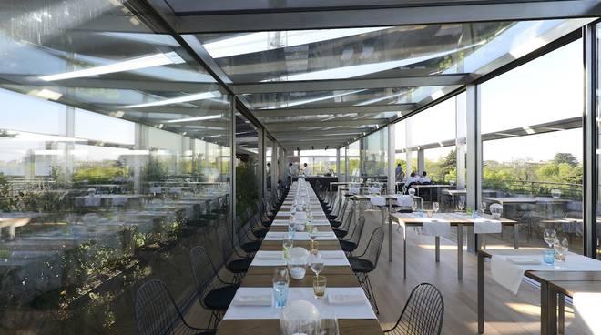 Terrazza della Triennale di Milano
