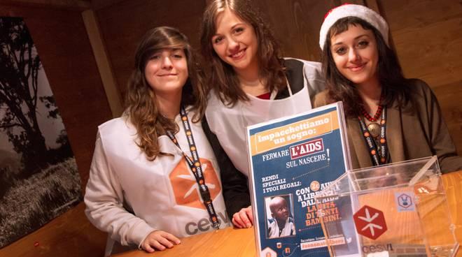 Volontari del Cesvi
