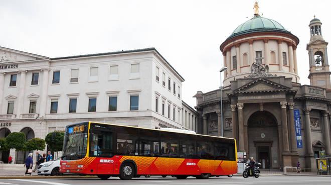 FuoriScuola con Atb: a Bergamo oltre 100 gite con i mezzi pubblici foto
