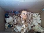bambin gesù albino pezzi