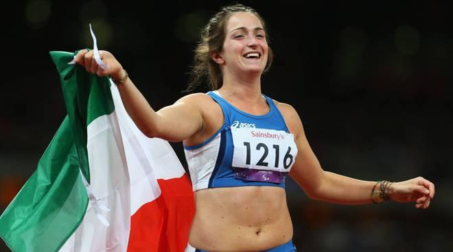 Scocca l'ora di Martina Caironi: sabato sera il salto in lungo a Rio