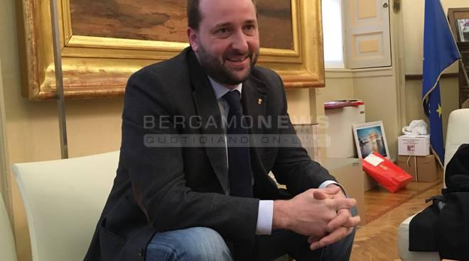 """Matteo Rossi a Confindustria: """"Insieme possiamo fare molto di più"""""""