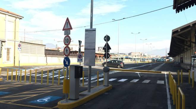 parcheggio metropark bergamo