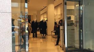 Porte aperte negozi via xx bergamo