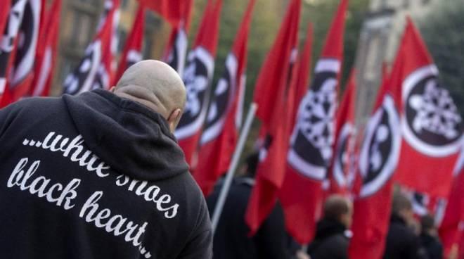 raduno neofascista