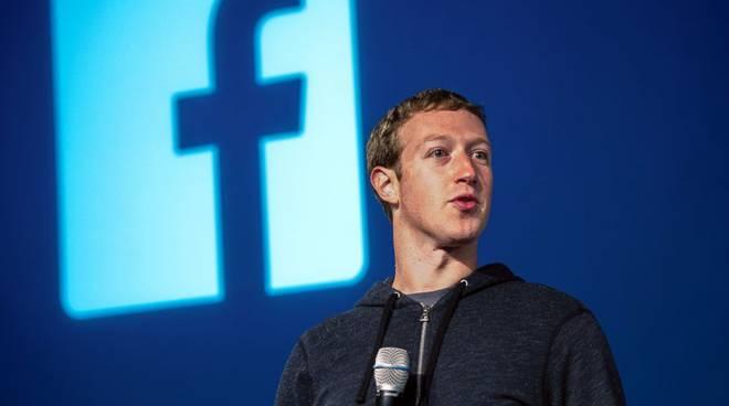 Mark Zuckerberg colpito dagli hacker: usava come password