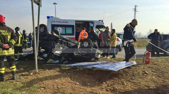 Incidente Calvenzano