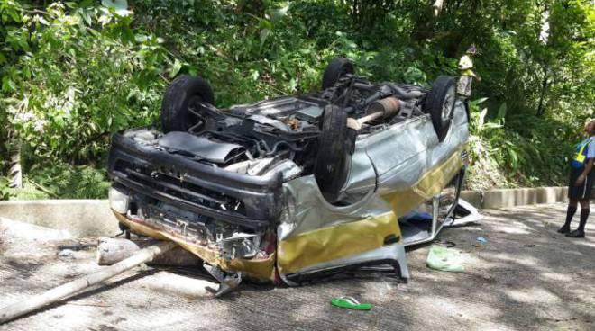 Incidente caraibi
