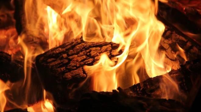 inquinamento legna ardere