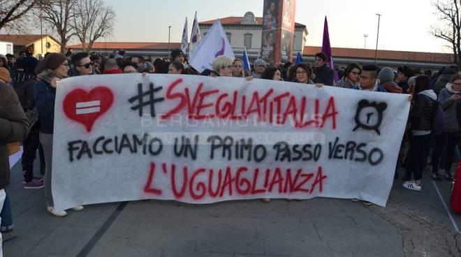 Manifestazione pro unioni civili