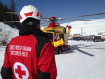 soccorritori pista da sci 118