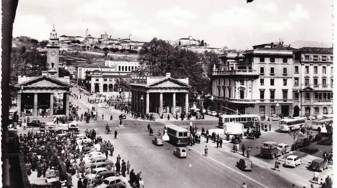 Bergamo anni 50