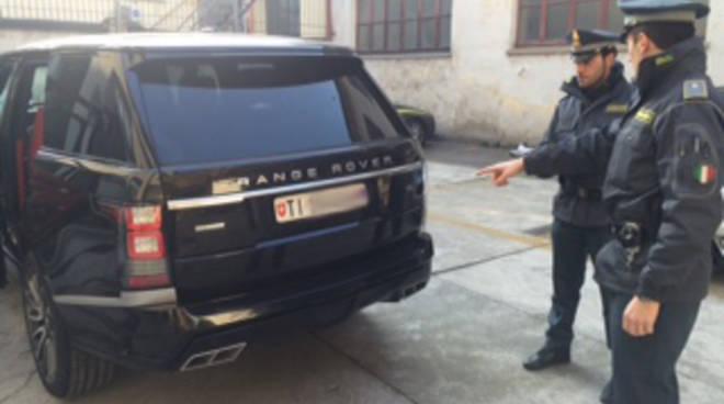 Contrabbando auto