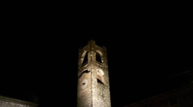 M'illumino di meno, la magica notte in Città Alta